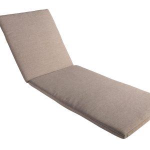 Mizu / Hokan / Ishi lounger cushion, flax | Yoi Oisterwijk